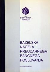 Bazelska načela preudarnega bančnega poslovanja