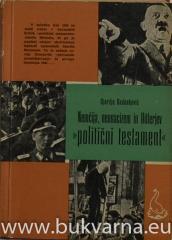 """Nemčija, neonacizem in Hitlerjev """"politični testament"""""""