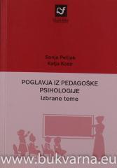 Poglavja iz pedagoške psihologije