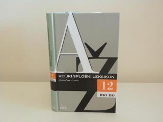Veliki splošni leksikon priročna izdaja - 12 knjiga