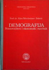 Demografija Stanovništvo i ekonomski razvitak