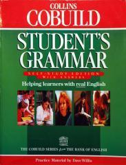 Collins Cobuild Student's Grammar