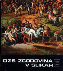 Zgodovina v slikah 1790 - 1850