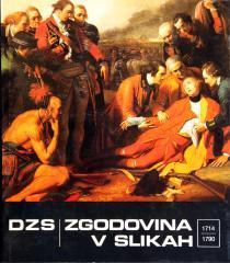 Zgodovina v slikah 1714 - 1790