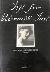 Jest sem Vodovnik Juri, O slovenskem ljudskem pevcu