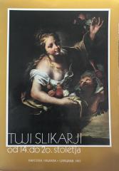 Tuji slikarji od 14. do 20. stoletja