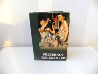 Prešernov koledar 1989