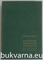 Zgodovina modernega slikarstva od Cezanna do Picassa