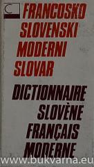 Francosko slovenski moderni slovar