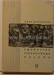 Zgodovina slovenskega naroda - 2.zvezek