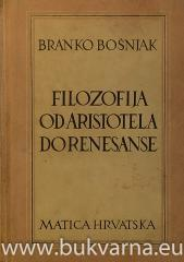 Filozofija od Aristotela do renesanse