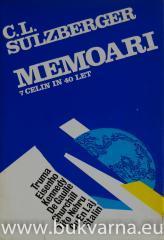 Sedem celin in štirideset let : izbrani memoari