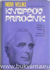 Novi veliki Kneippov priročnik