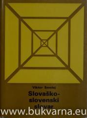Slovaško-slovenski slovar