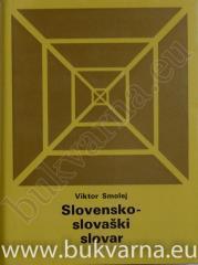 Slovensko-slovaški slovar