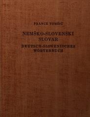 Nemško-slovenski slovar