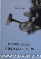 Edvard Kocbek osebni dosje št. 584
