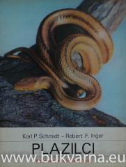 Plazilci ilustrirana enciklopedija živali