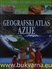 Geografski atlas Azije