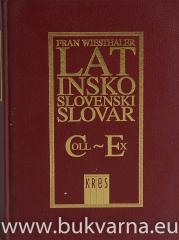 Latinsko slovenski slovar Coll-Ex