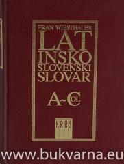 Latinsko slovenski slovar A-Col