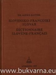 Slovensko-francoski slovar