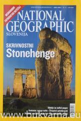 National Geographic Junij 2008 št.6