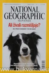 National Geographic Marec 2008 št.3