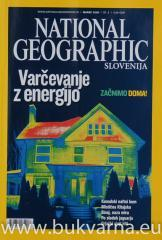 National Geographic Marec 2009 št.3