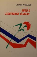 Misli o slovenskem človeku