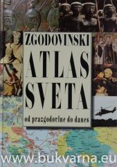 Zgodovinski atlas sveta od prazgodovine do danes