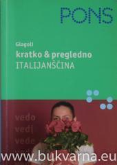 Kratko in pregledno ITLIJANŠČINA glagoli PONS