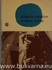 Kozmični Casanova in druge novele