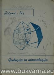 Geologija in mineralogija