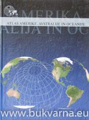 Atlas Amerike, Avstralije in Oceanije