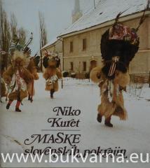 Maske slovenskih pokrajin