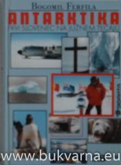 Antarktika prvi Slovenec na južnem tečaju