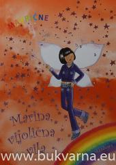 Marina, vijolična vila