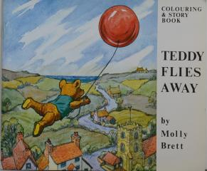 Teddy Flies Away