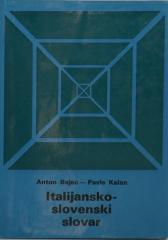 Italijansko - slovenski slovar