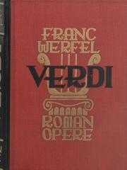 Verdi, roman opere