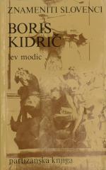 Znameniti Slovenci Boris Kidrič