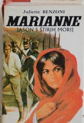Marianne Jason s štirih morij