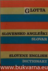 Slovensko angleški slovar