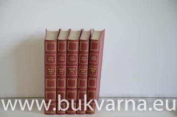 Izbrano delo Josip Vidmar 5 knjig