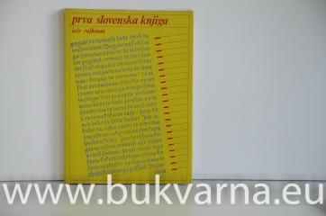 Prva slovenska knjiga