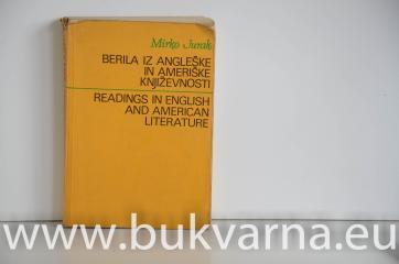 Berila iz angleške in ameriške književnosti