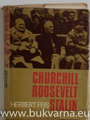 Churchill Roosevelt Stalin