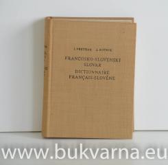 Francosko slovenski slovar