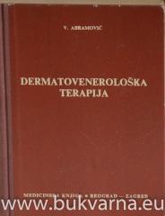 Dermatovenerološka terapija